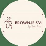 box brownies panggang
