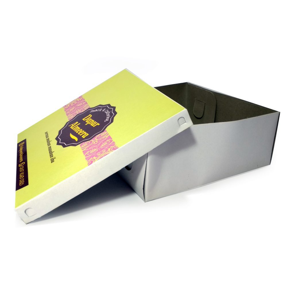 Dus Nasi Kotak dengan Desain Sendiri dan 100% Gratis ...