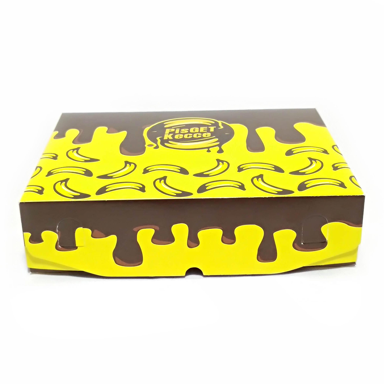 Dus Banana Nugget Spesial untuk Bisnis Pisang Kekinian ...